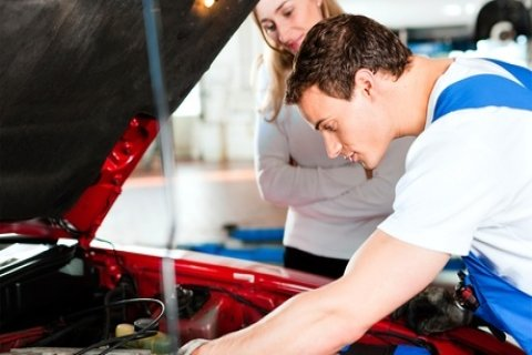 $49 Full Car Engine Service and Safety Check, or $149 with Transmission Service at...