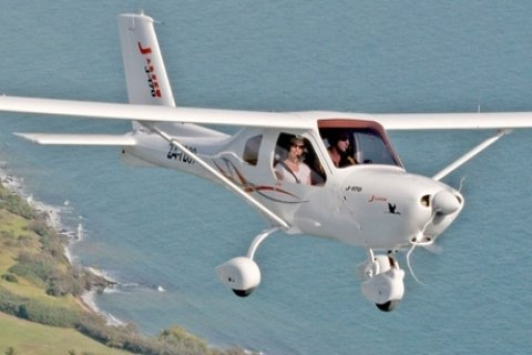 Flying Lesson for 30-Minutes ($99) or One-Hour ($199) + $25 Landing Fee at Gostner...