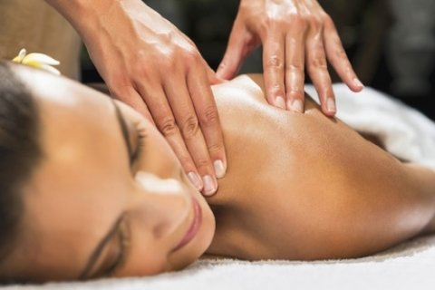 From $39 for a Choice of Massage Packages Including Hot Stone and Hand Treatment at...