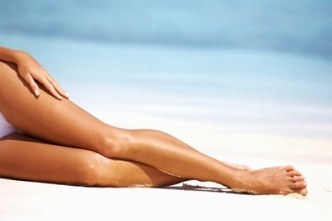 3 ($99) or 6 Sessions ($189) of Laser Hair Removal on 1 Large + 2 Small Areas at Created...