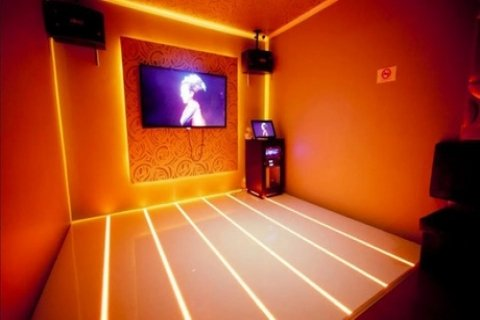 Karaoke Package: 6 ($35), 10 ($55) or 15 People ($69) from K Illusion Karaoke Lounge (Up...