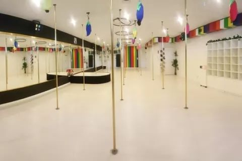 $49 for Five Weeks of Pole, Lyra or Sling Classes at iSpin Aerial Dance Studio, Phillip...