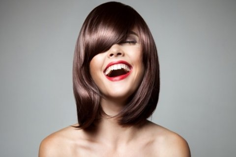 Keratin Smoothing Treatment ($149) with Cut and Blow-Dry ($169) at Jm Hair Creations (Up...