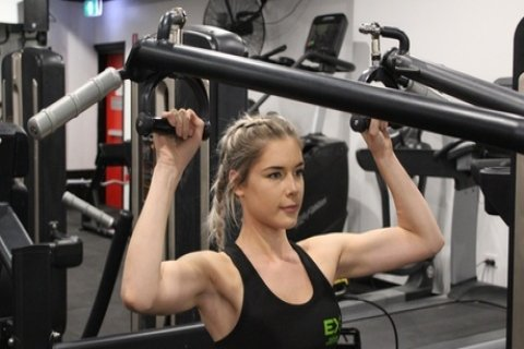 One-Month Gym Membership for One ($19) or Two People ($38) at Ex Fitness (Up to $111.60...