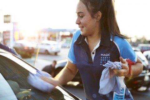 Superior Wash ($39), Mini Detail ($99) or Full Detail ($149) at Magic Hand Car Wash in...