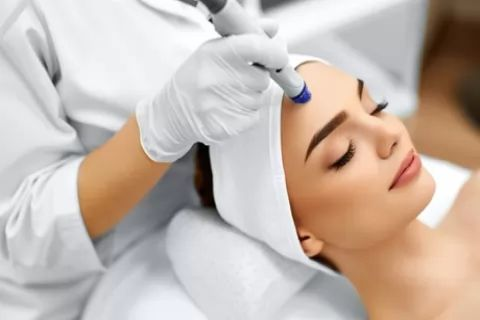 Microdermabrasion Package ($35) Plus Bio-Lift ($79) at Symbolic Hair and Beauty (Up to...