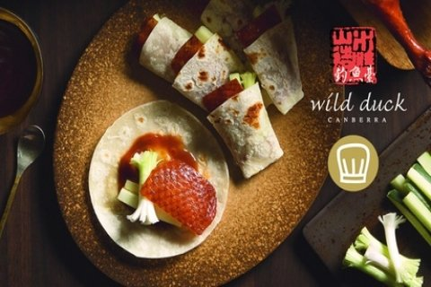 Asian Fine Dining Five-Course Degustation Menu for Two ($125) or Four People ($250) at...