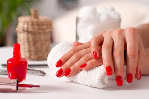 SNS or Shellac Manicure or Shellac Pedicure ($25), or Shellac Mani-Pedi ($39) at...