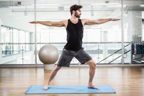 One Month of Fitness and Yoga Classesfor One ($29) or Two People ($49) at Base Health...