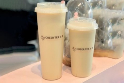 From $2.99 for Milk, Fruit or Cheese Foam Tea at Cheer Tea (Up to $15 Value)