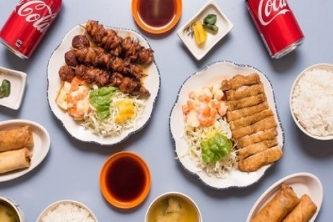 One ($9) or Two Japanese Meals with Drinks ($17) at Katsumoto (Up to $41 Value)