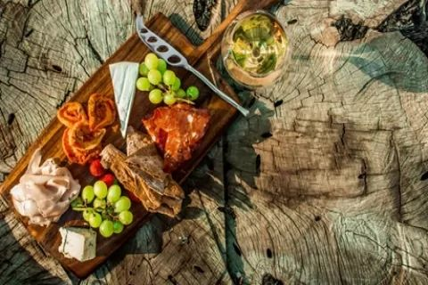 Wine Experience + Lunch, Devonshire Tea and Wine for 2 ($59), 4 ($115) or 6 Ppl ($170) at...