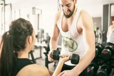 $25 for Four Personal Training Sessions at Flames Fitness, 2 Locations (Up to $210 Value)